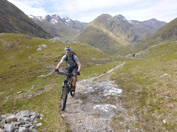 Mountain Bike Guiding